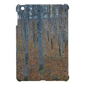 Gustav Klimt - Beech Grove. Trees Nature Wildlife Case For The iPad Mini