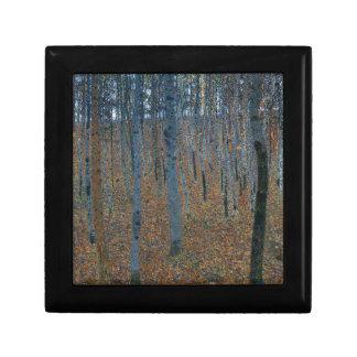 Gustav Klimt - Beech Grove. Trees Nature Wildlife Gift Box