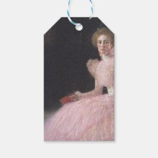 Gustav Klimt - Bildnis Sonja Knips Portrait Gift Tags