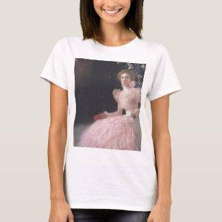 Gustav Klimt - Bildnis Sonja Knips Portrait T-Shirt