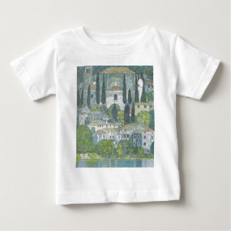 Gustav Klimt - Church in Cassone Art work Baby T-Shirt
