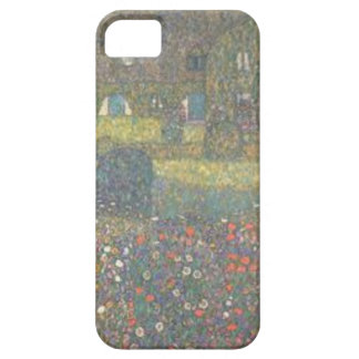 Gustav Klimt - Country House by the Attersee Art Case For The iPhone 5