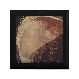 Gustav Klimt  - Danae - Beautiful Artwork Gift Box
