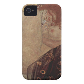 Gustav Klimt  - Danae - Beautiful Artwork iPhone 4 Case-Mate Case