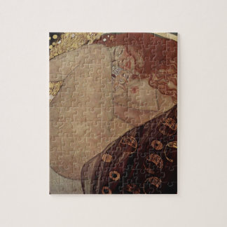Gustav Klimt  - Danae - Beautiful Artwork Jigsaw Puzzle