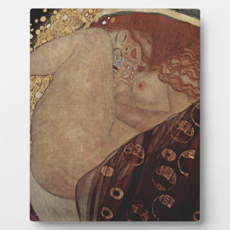 Gustav Klimt  - Danae - Beautiful Artwork Plaque