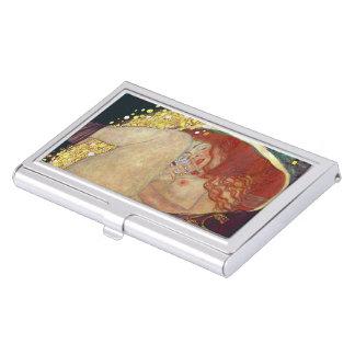 """Gustav Klimt, """"Danae"""" Business Card Holder"""