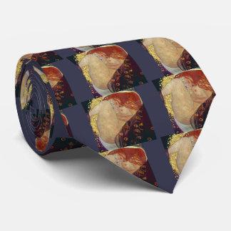 "Gustav Klimt, ""Danae"" Tie"