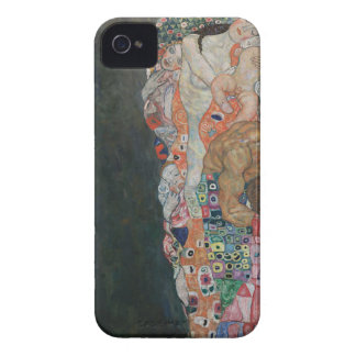 Gustav Klimt - Death and Life Art Work iPhone 4 Cover