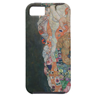 Gustav Klimt - Death and Life Art Work iPhone 5 Case