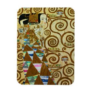 Gustav Klimt Expectation Magnets