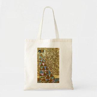 Gustav Klimt Expectation Tote Bag