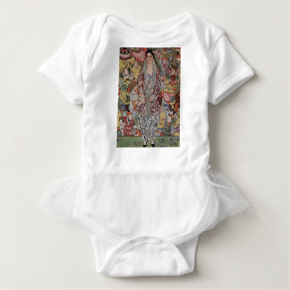 Gustav Klimt - Fredericke Maria Beer Art Baby Bodysuit