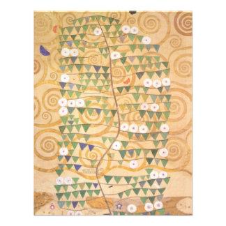 Gustav Klimt Frieze Tree of Life Invitations