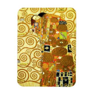 Gustav Klimt Fulfillment Magnet