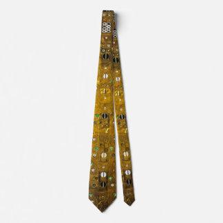 Gustav Klimt - Golden Tie for Art Lovers