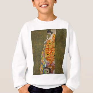 Gustav Klimt - Hope II - Beautiful Artwork Sweatshirt