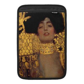 Gustav Klimt Judith And The Head Of Holofernes MacBook Sleeve