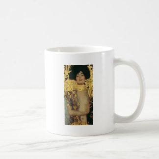 Gustav Klimt Judith Coffee Mug