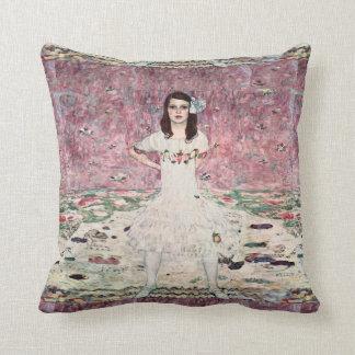 Gustav Klimt Judith Throw Pillow