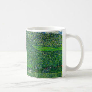 "Gustav Klimt, ""Litzlberg ON Lake Attersee"" Coffee Mug"