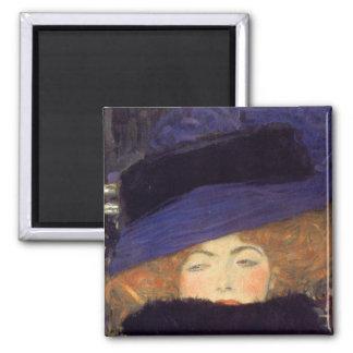 Gustav Klimt Magnet