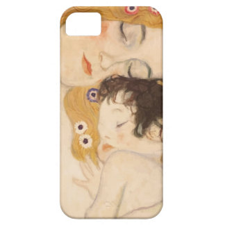Gustav Klimt Mother And Child iPhone 5 Covers