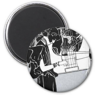 Gustav Klimt ~ Musik Magnet