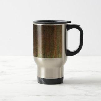 Gustav Klimt - Pine Forest Travel Mug