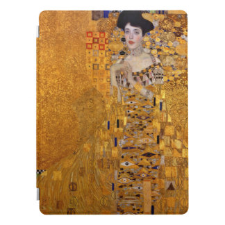 Gustav Klimt Portrait of Adele GalleryHD Vintage iPad Pro Cover