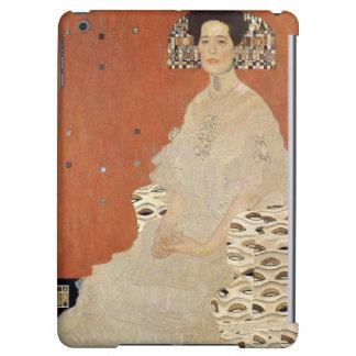 GUSTAV KLIMT - Portrait of Fritza Riedler 1906 iPad Air Cases