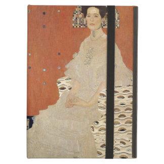GUSTAV KLIMT - Portrait of Fritza Riedler 1906 iPad Air Cover