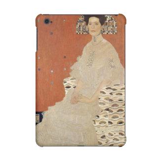 GUSTAV KLIMT - Portrait of Fritza Riedler 1906 iPad Mini Retina Case