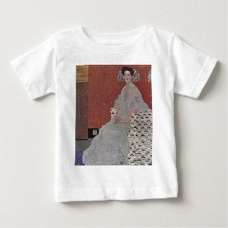 Gustav Klimt - Portrait of Fritza Riedler Baby T-Shirt
