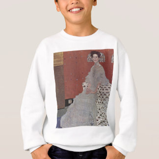 Gustav Klimt - Portrait of Fritza Riedler Sweatshirt