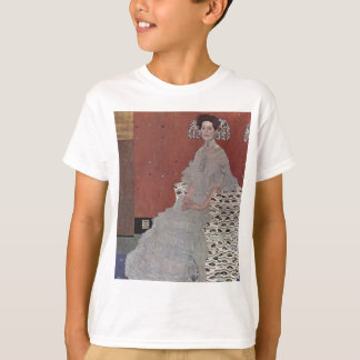 Gustav Klimt - Portrait of Fritza Riedler T-Shirt