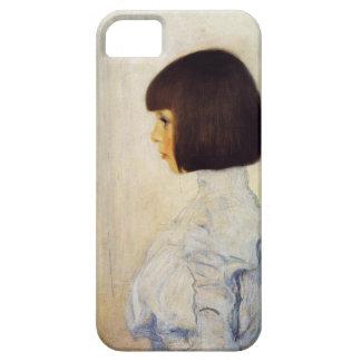 Gustav Klimt Portrait of Helene Klimt iPhone Case