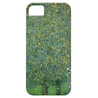 Gustav Klimt Rosebushes iPhone 5 Case