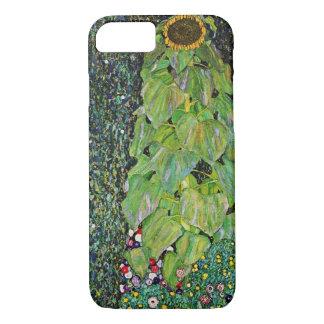 Gustav Klimt Sunflower iPhone 7 Case
