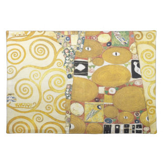 Gustav Klimt - The Hug - Classic Artwork Placemat
