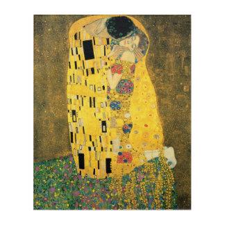 GUSTAV KLIMT - The kiss 1907 Acrylic Print