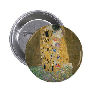 Gustav Klimt - The Kiss 2 Inch Round Button