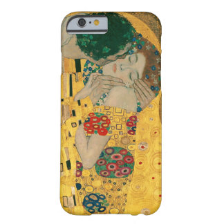 Gustav Klimt The Kiss Barely There iPhone 6 Case
