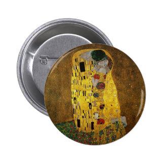 Gustav Klimt The Kiss Pin