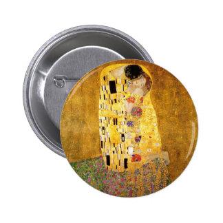 Gustav Klimt The Kiss Pins