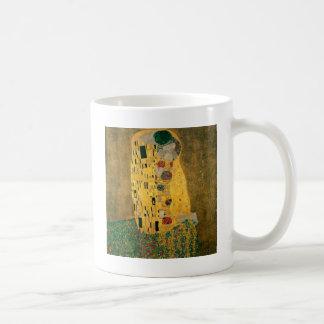 Gustav Klimt // The Kiss // Der Kuss Coffee Mug