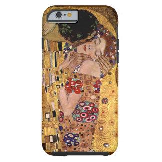Gustav Klimt: The Kiss (Detail) iPhone 6 Case