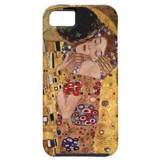 Gustav Klimt The Kiss Detail iPhone 5 Cover