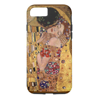 Gustav Klimt: The Kiss (Detail) iPhone 8/7 Case