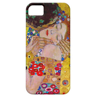 Gustav Klimt the Kiss iPhone 5 Cases